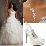 Moda & Beleza - Vestidos de noivas 2014 maravilhosos modelos