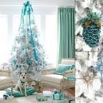Moda & Beleza - Pinheiros de Natal cores e modelos diferentes