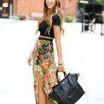 Moda & Beleza - Saias de verão 2014 fotose modelos