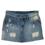 Moda & Beleza - Curta a Saia Jeans Curta Para o Verão
