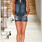 Moda & Beleza - Tendência: Macaquinho Jeans 2014