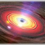 Ciência - Jatos associados ao buraco negro do centro da Via Láctea foram observados