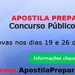Concursos Públicos - Apostila Concurso Público SANEAGO 2014