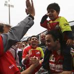 Fórmula 1 - Massa lamenta punição e confirma estratégia para ganhar pódio de Alonso