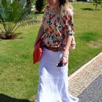 Moda & Beleza - Saias branca para verão 2014 modelos lindos