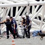 Copa do Mundo - Itaquerão: Erro de procedimento pode ter causado acidente, diz Defesa Civil