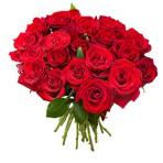 Diversos - Ótimo presente, buque de rosas vermelhas