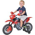 Diversos - Otimo presente de natal, moto eletrica infantil