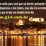 Pessoal - Uma ótima noite para os visitantes do portalg14