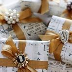 Hobbies - ideias criativas para embrulhar presentes
