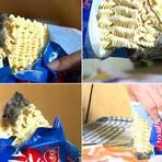 Humor - Rato encontrado em pacote de macarrão instantâneo