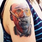 Pintura - 99 tatuagens impressionantes