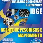 Concursos Públicos - Apostila Concurso IBGE 2014 Agente de Pesquisas e Mapiamento