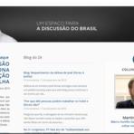 Blogosfera - José Dirceu pede autorização à justiça para atualizar blog