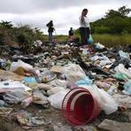 Meio ambiente - Primeiro polo de reciclagem de lixo do país é inaugurado no Rio