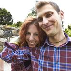 Utilidade Pública - Fotógrafa cria projeto com imagens de casais que se conheceram na internet