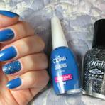 Diversos - Unhas azuis da semana