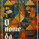 Livros - O nome da rosa de Umberto Eco.