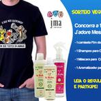 Promoções - Sorteio kit de produtos para cães