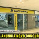 Banco do Brasil anuncia novo concurso para nível médio - R$ 2.732,00