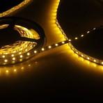 Fita LED para Carro Veiculo 5 Metros 5050 SMD 300 LEDs Cor Branco Quente