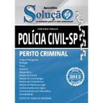Concursos Públicos - Apostila Polícia Civil - SP - Desenhista Técnico-Pericial (2014)