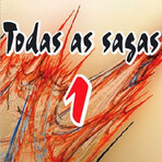 Livros - TODAS AS SAGAS 1   (Movimentos / Sol Rente / Ao pé do fogo / Todas as sedes)  - Marcelo Cavalcante