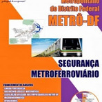 Apostilas atualizada Companhia do Metropolitano do Distrito Federal (METRÔ-DF)-2014  (CD GRÁTIS)