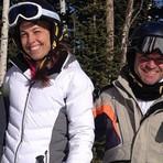 Fórmula 1 - Rubens Barrichello posta foto esquiando com a família e recebe críticas na rede social