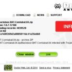 Escaneie URLs e arquivos duvidosos com o Dr. Web Online