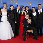 Veja os vencedores do Globo de Ouro 2014