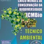 Apostila para o Concurso 2014 do ICMBio, Técnico Ambiental