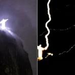diHITT & Você - Thor, é você? Mão direita de Cristo Redentor é atingida por raio