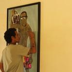 Pintura - Luis Flávio Trampo lança exposição Tributo Narada