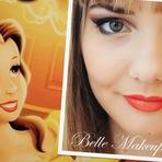 Moda & Beleza - Tutorial Maquiagem Inspirada na Bela de A Bela e a Fera.
