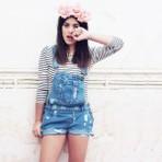 Moda & Beleza - Jardineira Jeans Verão 2014 – Onde comprar