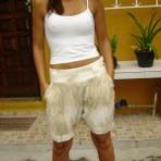 Moda & Beleza - Bermudas saruel.