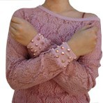Moda & Beleza - Blusas com spikes.