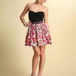 Moda & Beleza - Moda saias de cintura alta.