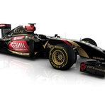 Fórmula 1 - Lotus divulga primeira imagem do carro de 2014