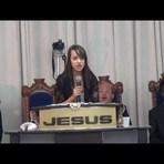 Vídeos - Pregação Dominical: Missionária Gabriela Santos - A pressão gera poder