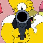 Mistérios - Homer simpson manda rapaz matar mãe e ele acaba matando.