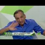 Esportes - Dr. Osmar se irrita com Renata Fan e Abandona o Programa Jogo aberto ao vivo