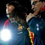 Esportes - Neymar acelera prazo de recuperação e pode voltar no dia 12