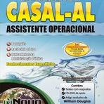 Ofertas - Apostila Concurso CASAL-AL 2014 - Assistente Operacional