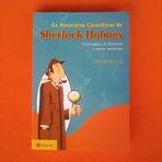 Livros - Resenha: As Aventuras Científicas de Sherlock Holmes, de Colin Bruce