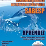 APOSTILA SABESP APRENDIZ 2014