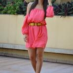 Moda & Beleza - Vestidos gipsy na moda 2014 Fotos