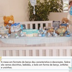 Moda & Beleza - Decoração Chá de bebê do Enzo.