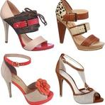 Moda & Beleza - Sandálias da Moda Feminina, Alguns Modelos